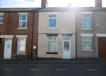 Thumbnail 2 bed terraced house for sale in St. Helens Street, Chesterfield