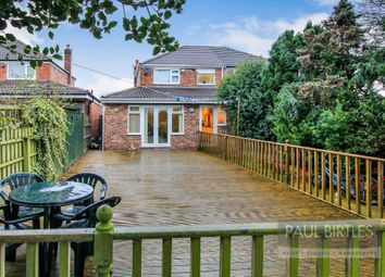 Thumbnail 3 bed semi-detached house for sale in Redesmere Park, Flixton
