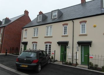 Thumbnail 3 bedroom terraced house to rent in Smallhill Road, Lawley Village, Telford