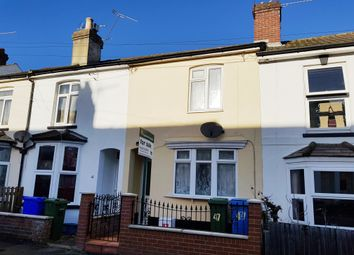 Thumbnail 2 bed terraced house for sale in Elms Road, Aldershot