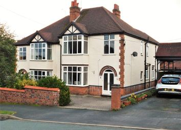 Thumbnail 4 bed semi-detached house for sale in The Crescent, Walton-On-The-Hill, Stafford