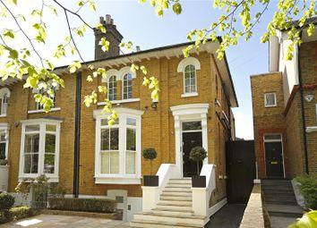 Westbridge Road, Battersea Park, London SW11. 6 bed semi-detached house for sale