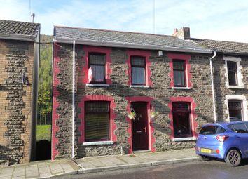 Thumbnail 3 bed end terrace house for sale in Bryn Cottages, Pontyrhyl, Bridgend.