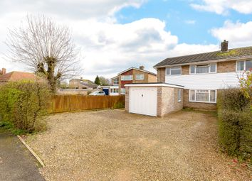 Thumbnail 3 bed semi-detached house for sale in High Street, Needingworth, St. Ives, Huntingdon
