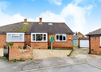 Thumbnail 3 bed bungalow for sale in Bryanstone Close, Guildford