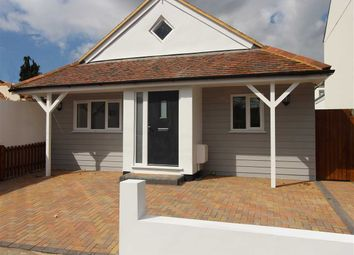 Thumbnail 3 bed bungalow for sale in Leigh Hall Road, Leigh-On-Sea