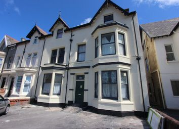 Thumbnail Studio to rent in Chapel Road Residential Site, Chapel Road, Blackpool