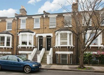 Thumbnail 5 bed terraced house to rent in Brackenbury Road, London