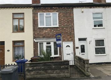 Thumbnail 2 bed terraced house for sale in Shobnall Street, Burton-On-Trent, Staffordshire