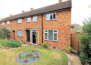 Thumbnail 3 bed end terrace house for sale in Dewsbury Gardens, Romford, Essex