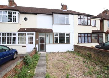 Thumbnail 3 bed terraced house to rent in Boscombe Road, Worcester Park