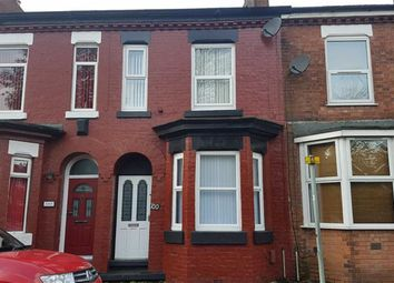 Thumbnail 3 bed terraced house for sale in Fitzwarren Street, Salford