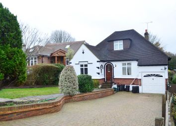 Thumbnail 4 bed detached house to rent in Hillside Crescent, Northwood
