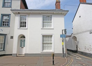 Thumbnail Semi-detached house to rent in Fore Street, Topsham, Exeter