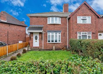 Thumbnail 3 bed semi-detached house for sale in Victoria Avenue, Bloxwich, Walsall