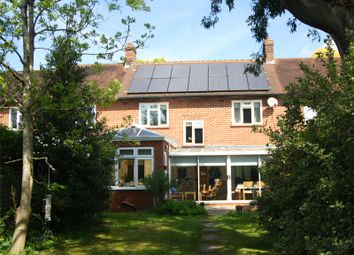 Thumbnail 3 bed terraced house for sale in Shortacres, High Street, Nutfield, Redhill