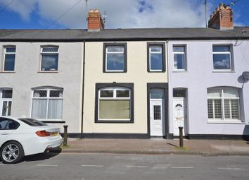 Thumbnail 3 bed terraced house for sale in Stylishly Refurbished House, Albany Street, Newport