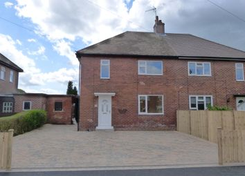 Thumbnail 3 bed semi-detached house to rent in Harlow Park Drive, Harrogate