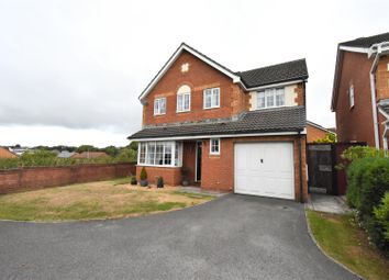 Thumbnail 4 bed detached house for sale in Phoenix Drive, Bulwark, Chepstow
