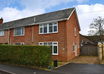 Thumbnail 3 bed semi-detached house for sale in Everton Road, Hordle, Lymington