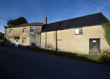 Thumbnail 3 bedroom cottage for sale in Leat Road, Lifton