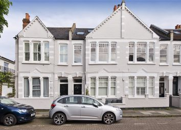 Thumbnail 2 bed flat for sale in Stephendale Road, London