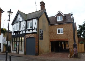 Thumbnail 1 bed flat for sale in High Street, Burnham, Slough