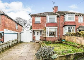 Thumbnail 3 bed semi-detached house for sale in Lea Hill Road, Handsworth Wood, Birmingham