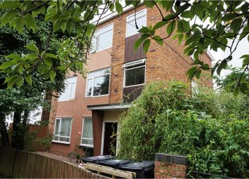 Thumbnail 2 bed flat for sale in 36A Willes Road, Leamington Spa