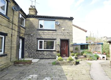 Thumbnail 1 bedroom end terrace house for sale in Foster Square, Denholme, West Yorkshire