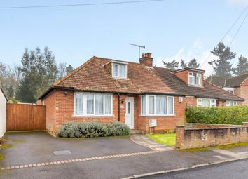 Thumbnail 3 bed semi-detached bungalow for sale in Minster Road, Godalming