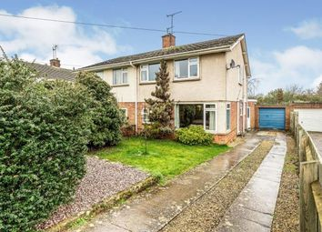 Thumbnail 3 bed semi-detached house for sale in St. Marys Road, Adderbury, Banubry, .