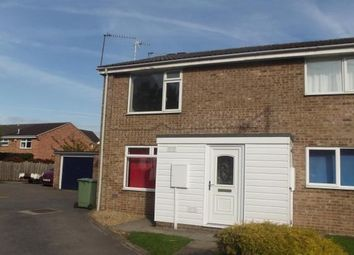 Thumbnail 2 bed maisonette to rent in Staindale Court, Aspley