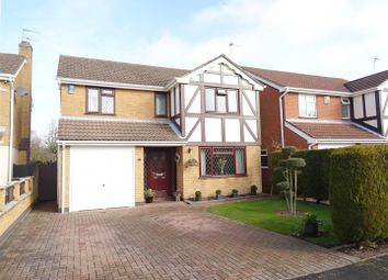 Thumbnail 4 bed detached house for sale in Boundary Way, Shepshed, Leicestershire