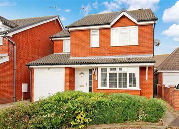 Thumbnail 4 bedroom detached house for sale in Herbert Road, Grange Farm, Kesgrave, Ipswich
