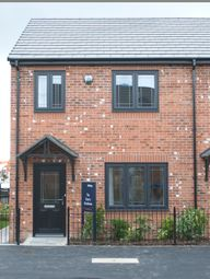 Thumbnail 3 bed semi-detached house for sale in Rede Place, Dinnington