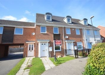 Thumbnail 3 bed terraced house for sale in Kellet Close, Donwell, Washington, Tyne & Wear.