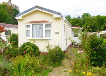 Thumbnail 1 bedroom mobile/park home for sale in Oaktree Caravan Site, Allington Lane, West End, Southampton