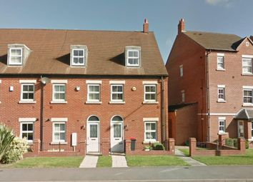 Thumbnail 3 bedroom town house for sale in Britannia Way, Hadley, Telford