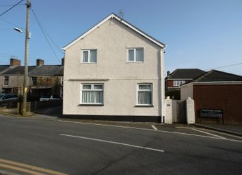Thumbnail 4 bed end terrace house for sale in Minffrwd Road, Pencoed, Bridgend