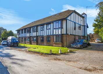 Thumbnail 2 bed flat for sale in Berkeley Lodge, Nightingale Lane, Storrington