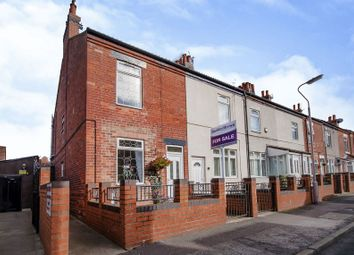 Thumbnail 2 bed end terrace house for sale in Bowling Street, Mansfield