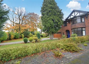 Thumbnail 4 bed detached house for sale in Bramhall Lane, Davenport, Stockport, Cheshire