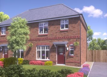 3 bed semi-detached house for sale in Linwood Park, Stanton Road, Shifnal, Shropshire TF11