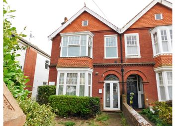 Thumbnail 1 bed flat for sale in 23 St. Michaels Road, Worthing