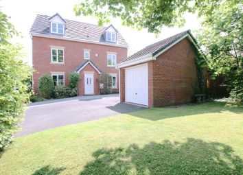 Thumbnail 5 bed detached house for sale in Manor Court, Preston
