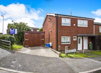 Thumbnail 3 bedroom semi-detached house for sale in Beeley Close, Mansfield