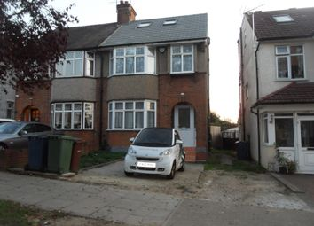 Thumbnail 6 bed semi-detached house to rent in 51 Shaftesbury Avenue, South Harrow