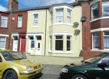 Thumbnail 2 bed flat to rent in Gordon Road, South Shields