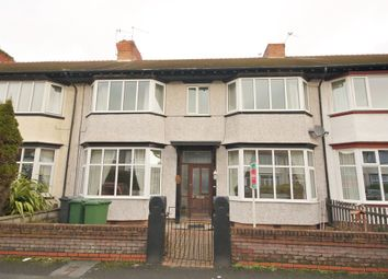 Thumbnail 5 bed semi-detached house for sale in Cecil Road, Birkenhead